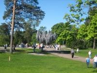 The Sibelius Park.