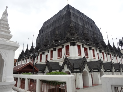 The Metal temple