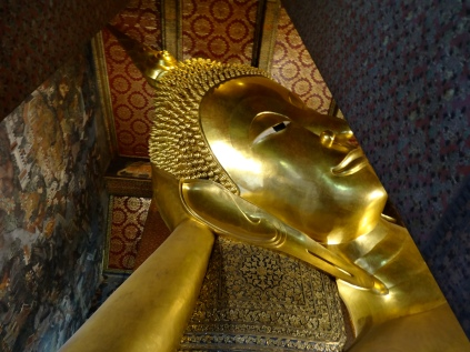 The Buddha large face